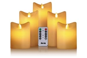 velas led leroy merlin